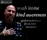Kind Awareness Guided Meditations for an Inner Revolution, CD Noah Levine