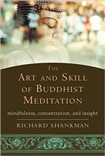 Art and Skill of Buddhist Meditation: Mindfulness, Concentration, and Insight<br> By: Richard Shankman