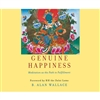 Genuine Happiness: Meditation as the Path to Fulfillment (MP3 CDs),  Alan Wallace