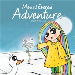 Mount Everest Adventure by Tenzin Choekyi