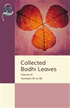 Collected Bodhi Leaves Volume III, Pariyatti Publishing