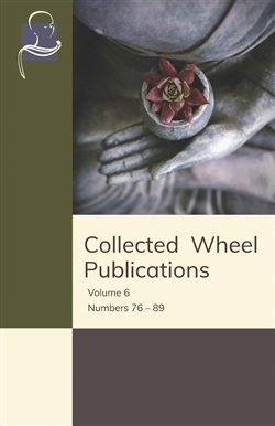 Collected Wheel Publications Volume 6 - Numbers 76 - 89