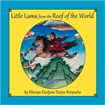 Little Lama from the Roof of the World