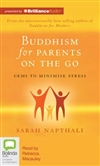 Buddhism for Parents on the Go (CD)