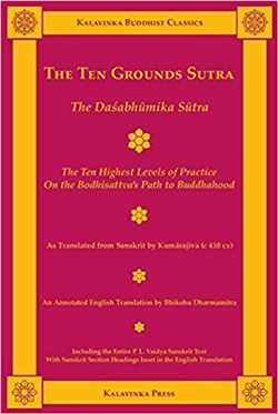 Ten Grounds Sutra: Dasabhumika Sutra (English)