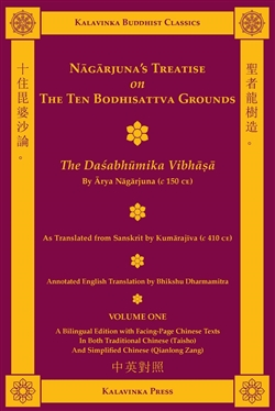 Nagarjuna's Treatise on the Ten Bodhisattva Grounds