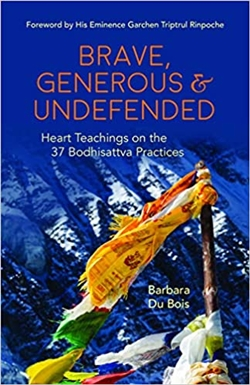 Brave, Generous, and Undefended: Heart Teachings on the 37 Bodhisattva Practices