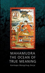 Mahamudra: The Ocean of True Meaning, by: Karmapa Wangchung Dorje