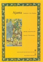 Ajanta Handbook of the Paintings 3 Volume Set<br>Dieter Schlingloff