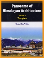 Panorama of Himalayan Architecture 2 Volumes<br> O.C. Handa