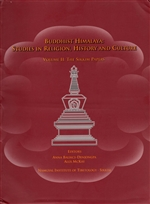 Buddhist Himalaya : Studies in Religion, History and Culture Volume II: The Sikkim papers <br> By: Alex mcKay & Anna Balikci-Denjongpa ( Editors ).