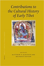Contributions to the Cultural History of Early Tibet, Matthew T. Kapstein, Brandon Dotson