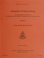 Antiquities of Zhang Zhung, Vol.1