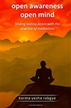 Open Awareness Open Mind: Finding lasting peace with the practice of meditation by Karma Yeshe Rabgye