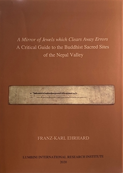 A Mirror of Jewels which Clears Away Errors, Franz-Karl Ehrhard