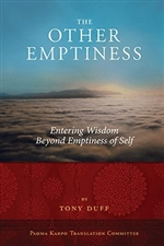 Other Emptiness:  Entering Wisdom Beyond Emptiness of Self <br> By: Tony Duff