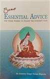 Some Essential Advice for Those Wishing to Follow the Buddhist Path