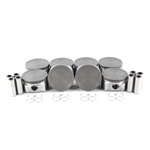 ModMax OEM Hypereutectic Piston Set 2V 3V 4V 4.6 5.4 6cc Dished