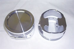 CP / ModMax 4.6 / 5.4 9CC Dished Pistons WITH RINGS