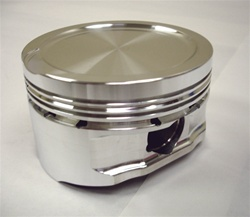 CP / ModMax 4.6 3V 9cc Dished Pistons WITH RINGS