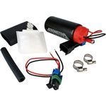 Aeromotive 340 Stealth Fuel Pump - Offset Inlet - Inline