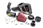 Airaid 15-17 Mustang 2.3L Air Intake System Dry Red