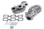 BBK Performance 1-5/8 Shorty Headers 11-14 V6 Mustang Coated