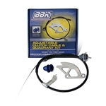 BBK Performance Clutch Quadrant & Cable Kit - 96-03 Mustang