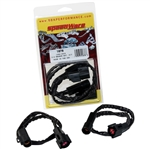 BBK Performance O2 Sensor Wire Extension Kit - 86-10 Mustang V8