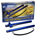 BBK Performance Hi-Flow Billet Alum. Fuel Rail Kit - Ford Mustang GT 05-09