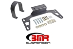 BMR Suspension 11-17 Mustang Driveshaft Safety Loop Front Black