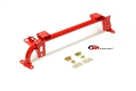 BMR Suspension 05-14 Mustang Radiator Support With Sway Bar Mt Red