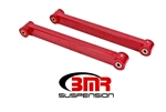 BMR Suspension 05-14 Mustang Lower Control Arms Boxed Red