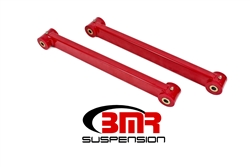 BMR Suspension 05-14 Mustang Lower Trailing Arms Boxed Red