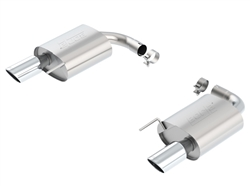Borla 15-   Mustang 5.0L Axle Back Exhaust System
