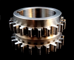Boundary Billet Crank Gear Coyote 15 to 17