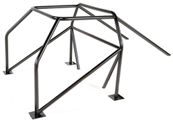Competition Engineering 10-Point Roll Cage - 05-09 Mustang