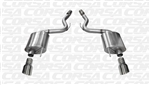 Corsa 15-   Mustang 5.0L Sport Cat Back Exhaust