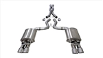 Corsa 18-   Mustang 5.0L Cat Back Exhaust