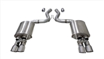 Corsa 18-   Mustang 5.0L Axle Back Exhaust