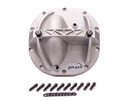 Drake 8.8 Differential Cover 05-12 Mustang