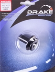 Drake Shifter Boot Retainer Black 05-09 Mustang