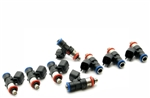 Deatschwerks Fuel Injectors Matched Set 700cc (65lb) 40mm