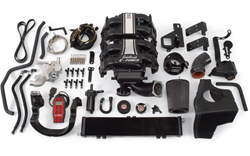 Edelbrock E-Force Street Legal Supercharger Kit for 2004-08 Ford F-150 2-Wheel Drive (5.4L 3V)