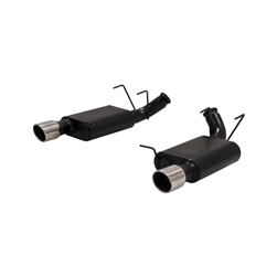 Flowmaster Axle-Back Exhaust Kit - 11-12 Mustang 5.0L