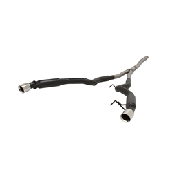 Flowmaster 15-  Mustang 2.3L Cat Back Exhaust