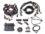 Holley EFI ECU & Harness Kit Modular 2V