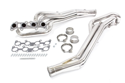 JBA Performance Exhaust Headers - 1-7/8 2015 V8 Mustang Long Tube Polished Stainless