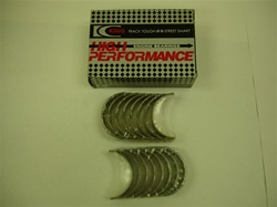 "King HIGH PERFORMANCE Rod Bearing Set Stroker 4.6 2.000"" Journal"