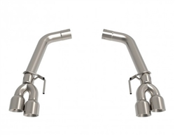 Kooks Axle Back Exhaust 3in 18-   Mustang 5.0L Muffler Delete